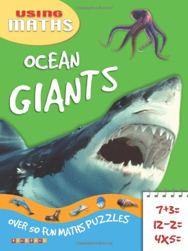 9781846960581: Ocean Giants (Using Maths)