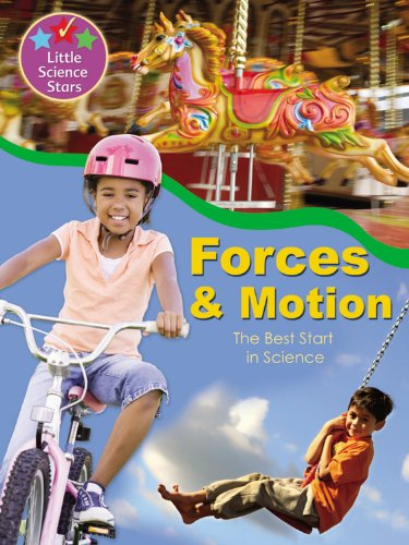 9781846960895: Forces & Motion: The Best Start in Science (Little Science Stars)