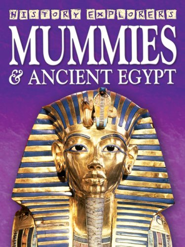 9781846962103: Mummies & Ancient Egypt (History Explorers series)