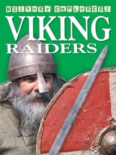 Viking Raiders (History Explorers series): MacDonald, Fiona