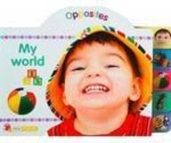 9781846963063: My World - Opposites (Tab Books)