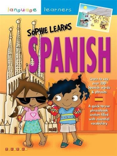 9781846966521: Language Learners: Sophie Learns Spanish
