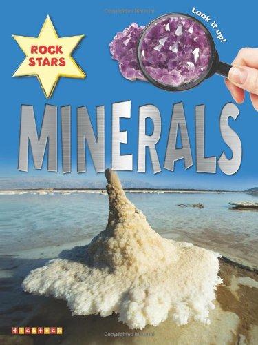 9781846966958: Rock Stars Minerals