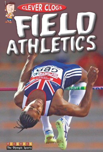 9781846967269: Clever Clogs Field Athletics