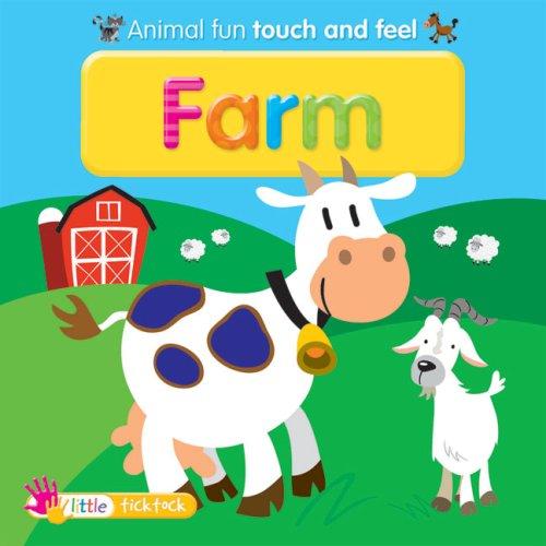 9781846968273: Farm (Animal Fun Touch and Feel)