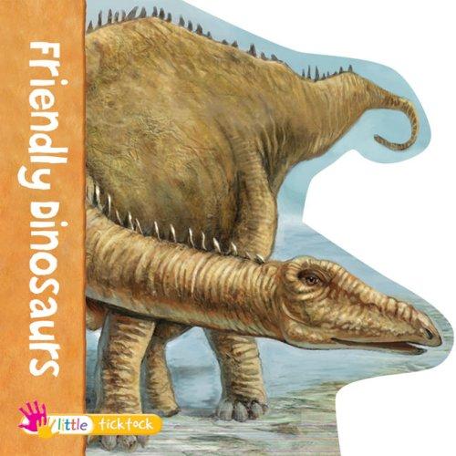 9781846968334: Friendly Dinosaurs (Dinosaur Shape Books)