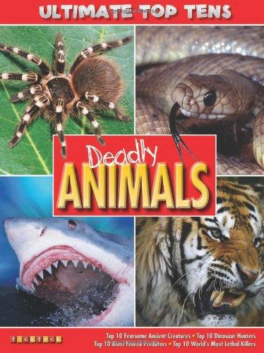 Deadly Animals: Ticktock Media, Ltd. Staff