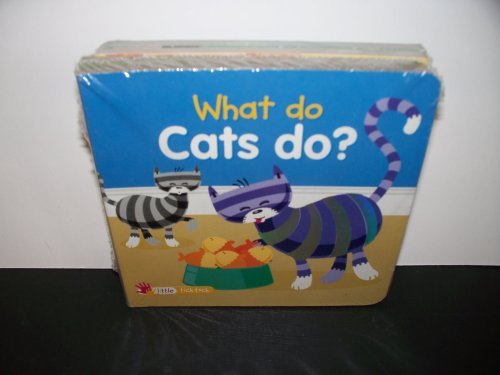 What Do Rabbits Do?, What Do Cats Do?, What Do Kangaroos Do?, What Do Monkeys Do?