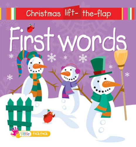 9781846969683: First Words (Christmas Lift the Flap)