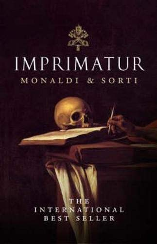 Imprimatur ****DOUBLE SIGNED & DATED***: Monaldi, Rita; Sorti,