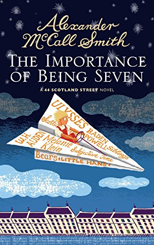 THE IMPORTANCE OF BEING SEVEN (SIGNED COPY): SMITH, Alexander McCall