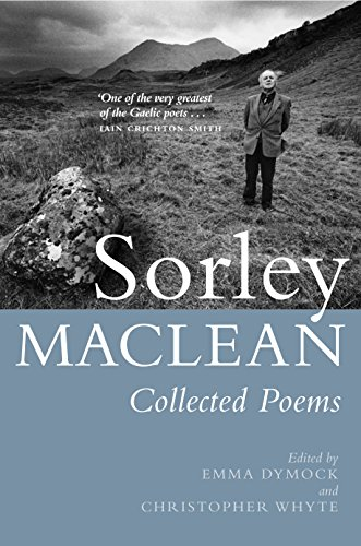 9781846971907: A White Leaping Flame/Caoir Gheal Leumraich: Sorley Maclean: Collected Poems