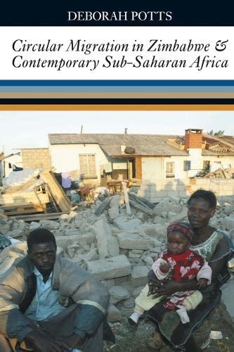 9781847010230: Circular Migration in Zimbabwe and Contemporary Sub-Saharan Africa (African Literature Today)