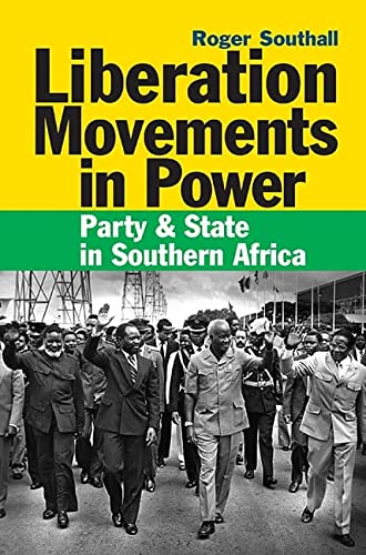 9781847010667: Liberation Movements in Power