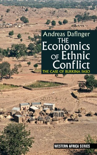 The Economics of Ethnic Conflict (Western Africa Series): Andreas Dafinger