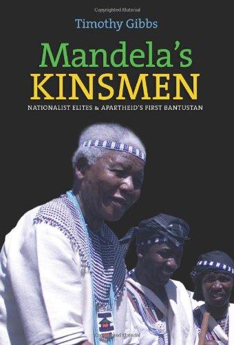 9781847010896: Mandela's Kinsmen