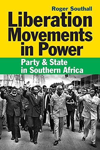 9781847011343: Liberation Movements in Power