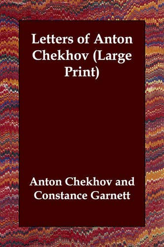 9781847023377: Letters of Anton Chekhov