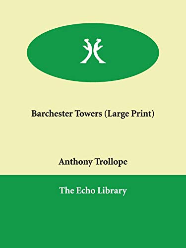 9781847026569: Barchester Towers