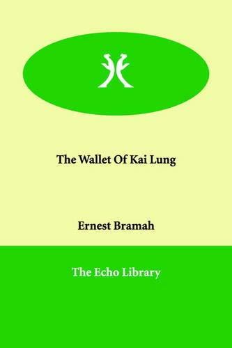 9781847028624: The Wallet Of Kai Lung