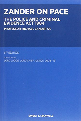 essay police criminal evidence act 1984 Pace (the police and criminal evidence act 1984) is without doubt an important landmark in modern policing this is as a result of the institution of the legal frame work as regards the powers of police officers in england and wales in combating crime by the parliament.