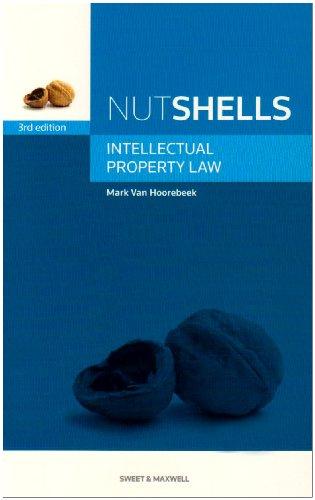 9781847031211: Nutshells Intellectual Property Law