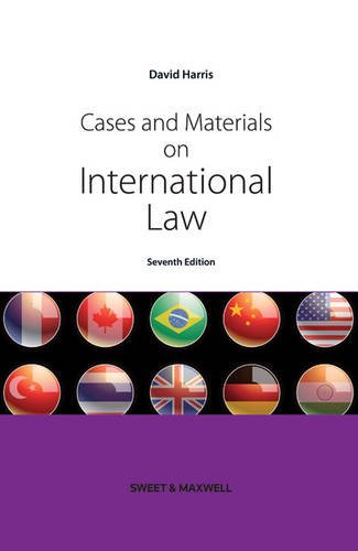 9781847032782: Cases and Materials on International Law