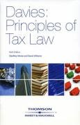 9781847033253: Davies: Principles of Tax Law