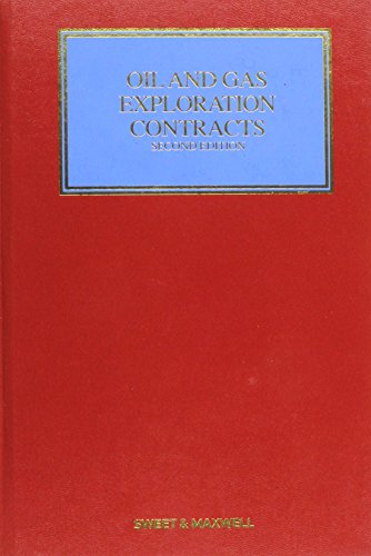9781847037510: Oil and Gas Exploration Contracts
