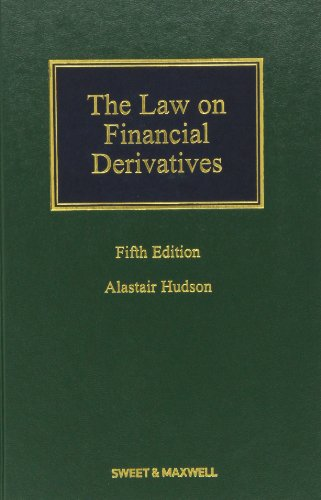 9781847038890: Law on Financial Derivatives
