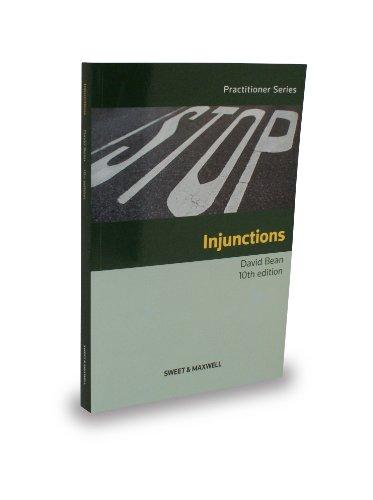 9781847038999: Injunctions