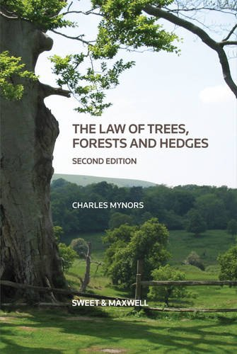 9781847039149: The Law of Trees, Forests and Hedges