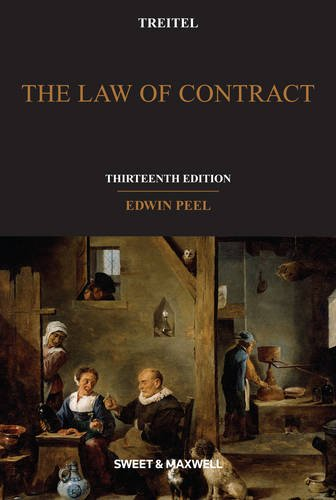 9781847039217: Treitel on the Law of Contract.