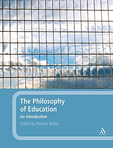 9781847060198: The Philosophy of Education: An Introduction