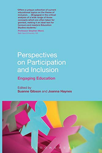 9781847060204: Perspectives on Participation and Inclusion: Engaging Education