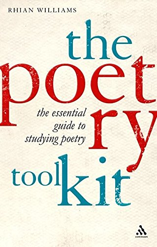 9781847060495: The Poetry Toolkit: The Essential Guide to Studying Poetry