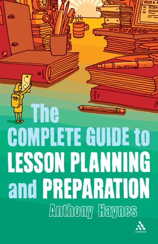 9781847060709: The Complete Guide to Lesson Planning and Preparation