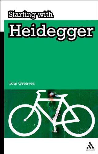 Starting with Heidegger: Tom Greaves