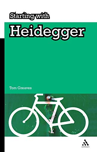 9781847061409: Starting with Heidegger