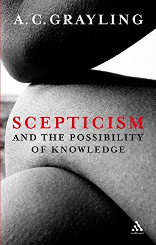 9781847061737: Scepticism and the Possibility of Knowledge