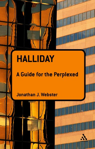 9781847062376: Halliday: A Guide for the Perplexed (Guides for the Perplexed)