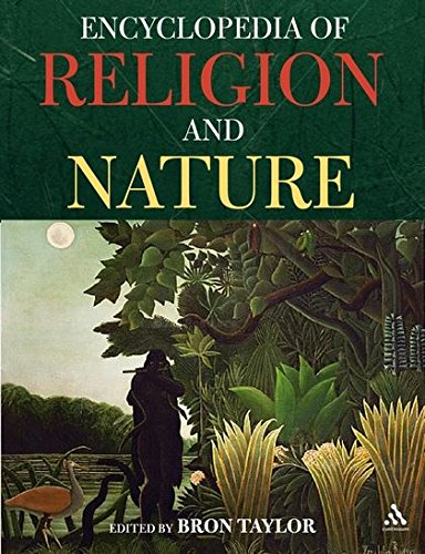 9781847062734: Encyclopedia of Religion and Nature, Vol. 1: A - J