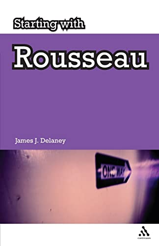 Starting with Rousseau: James Delaney