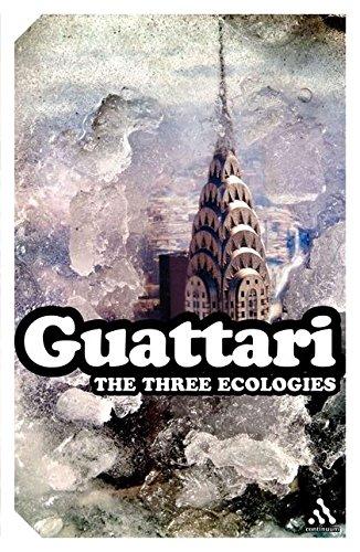 9781847063052: The Three Ecologies (Continuum Impacts)