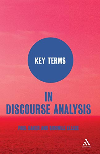 9781847063212: Key Terms in Discourse Analysis