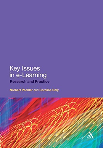 9781847063601: Key Issues in e-Learning: Research and Practice