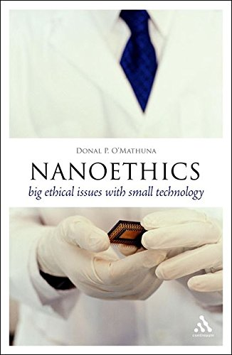 9781847063953: Nanoethics: Big Ethical Issues with Small Technology (Think Now)
