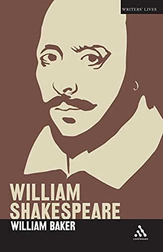 9781847064097: William Shakespeare (Writers Lives)
