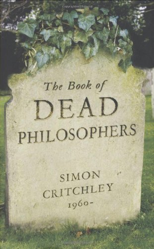 9781847080103: The Book of Dead Philosophers