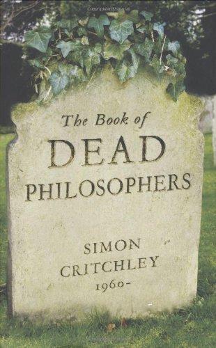 9781847080103: Book of Dead Philosophers